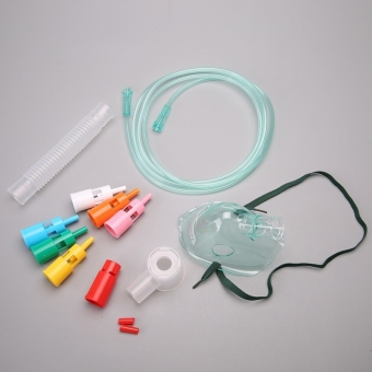 Venturi adult oxygen mask differnt concentration