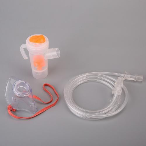 Adjustable nebulizer cup